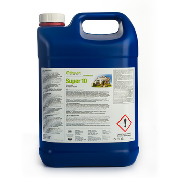 Super 10, All purpose cleaning agent, 5 litre