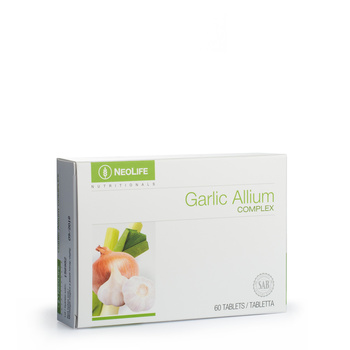 Garlic Allium Complex, Garlic-onion food supplement